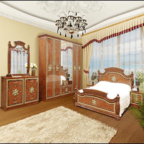 Спальня Жасмин фабрики Світ меблі