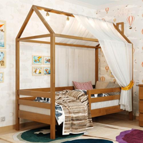 Детская кровать Домик Джерри