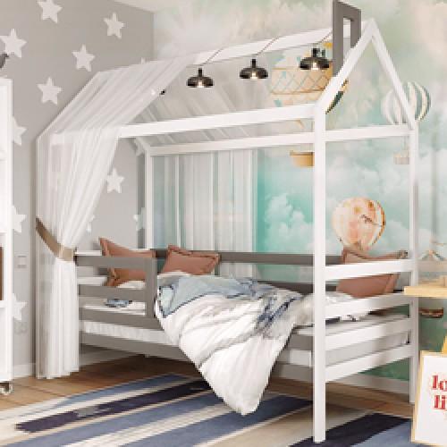 Детская кровать Домик Том