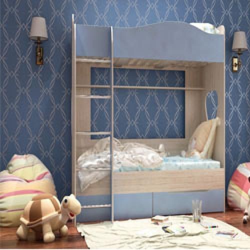 Детские кровати от фабрики Лион