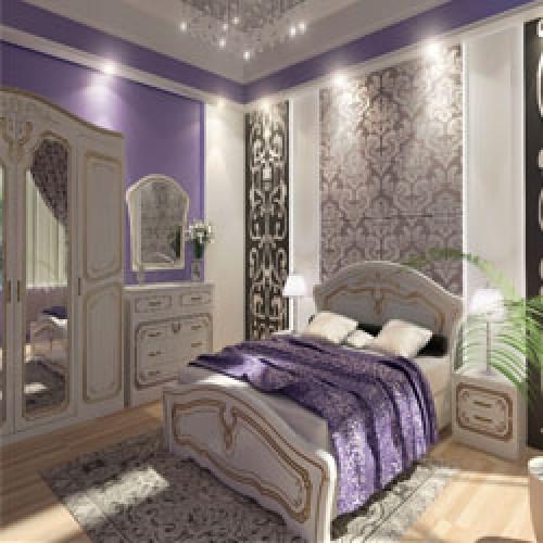 Спальня Альба фабрики Неман
