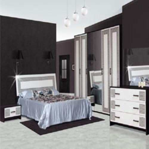 Спальня Бася фабрики Світ меблі