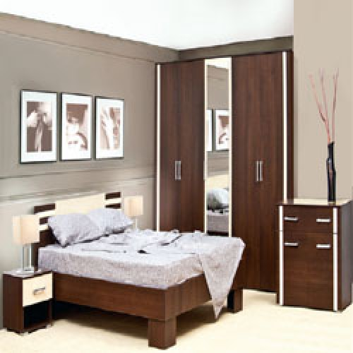 Спальня Эллегия фабрики Світ меблі