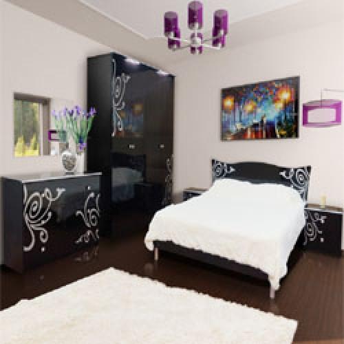Спальня Фелиция фабрики Світ меблі