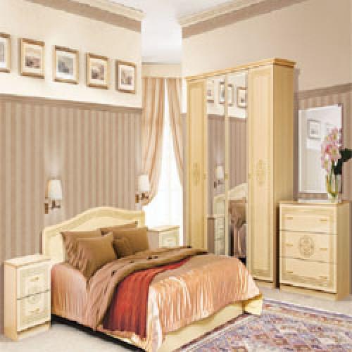 Спальня Флоренция фабрики Світ меблі