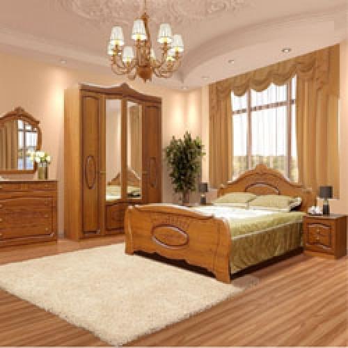 Спальня Катрин фабрики Світ меблі