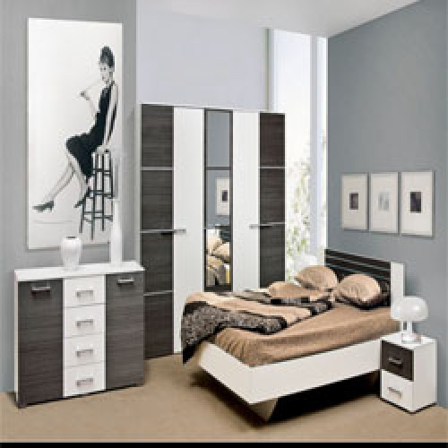Спальня Круиз фабрики Світ меблі