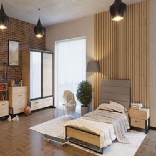Спальня Лофт фабрики Світ меблі