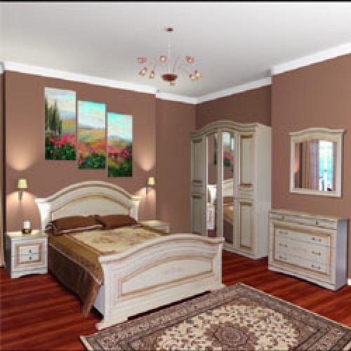 Спальня Николь фабрики Світ меблі
