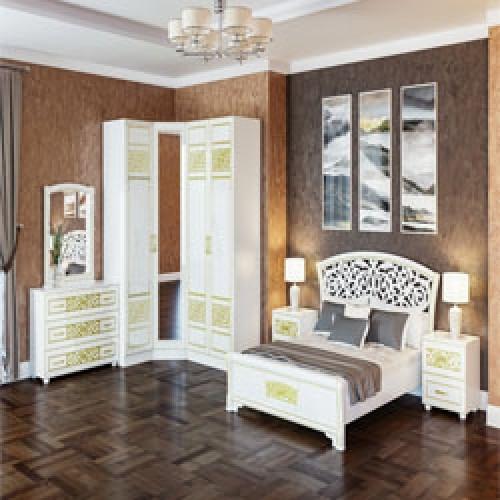 Спальня Полина Новая фабрики Світ меблі