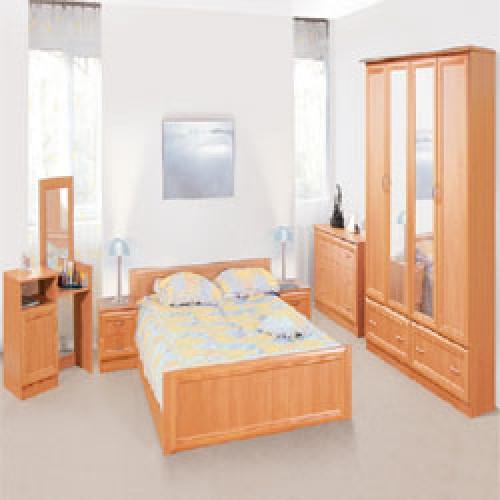 Спальня Соня фабрики Світ меблі