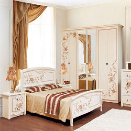 Спальня Ванесса фабрики Світ меблі