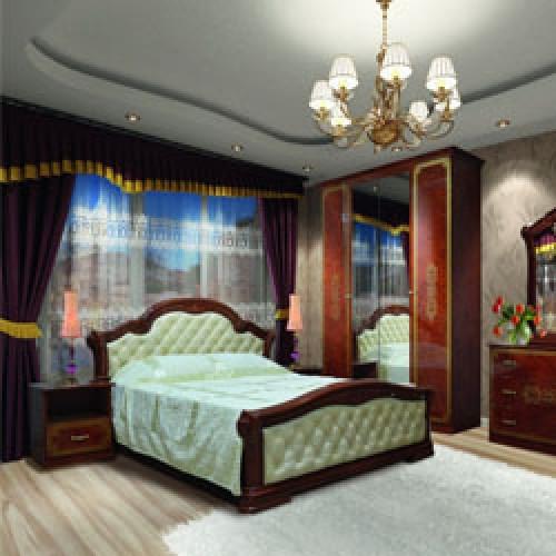 Спальня Венеция фабрики Світ меблі