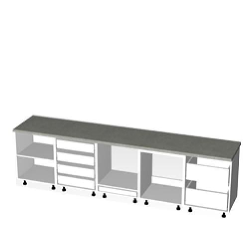 Нижние модули Кухни Грация от фабрики Vip-master (Вип мастер)