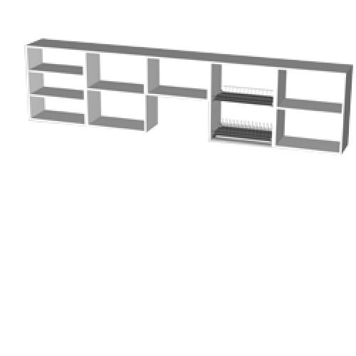 Верхние модули Кухни Мода Мат от фабрики Vip-master (Вип мастер)
