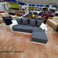 Купить Угловой диван Эко 2 Берлин 03/ Бостон 66 - Kairos в Киеве