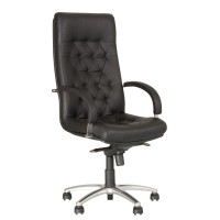 FIDEL steel MPD CHR68 Кресла для руководителя Новый стиль