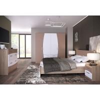 Спальня Капучино комплект