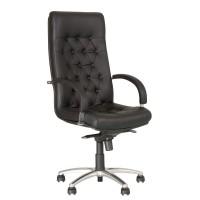FIDEL lux steel MPD CHR68 Кресла для руководителя Новый стиль