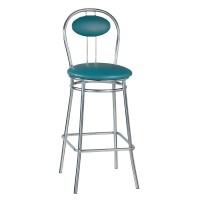TIZIANO hoker chrome (BOX-2)   обеденный стул Новый стиль