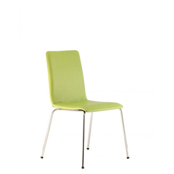 SOFI chrome (BOX-4)   Обеденный стул Новый стиль