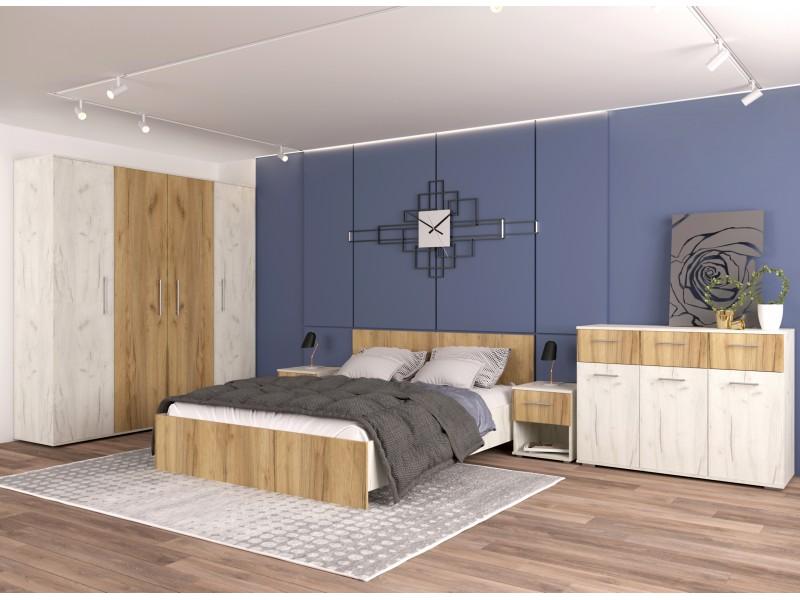 Спальня Крафт комплект