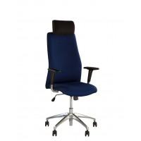 SOLO R HR steel SL CHR68 Кресла для руководителя Новый стиль