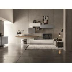 4 модели деконструированной мебели под телевизор для современной гостиной