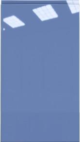 Синий глянец