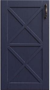 Темно-синий Д06 декор