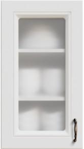 Белый витрина