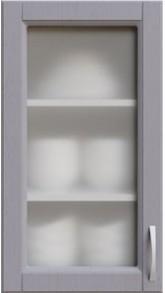 Серый Д03 витрина