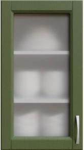 Темно-зеленый Д05 витрина