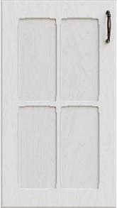 Белый Д01 декор