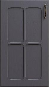 Темно-серый Д04 декор
