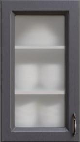 Темно-серый Д04 витрина