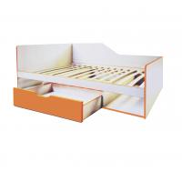 Детская Санта Ящик для кровати