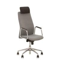 SOLO HR steel ES AL33 Кресла для руководителя Новый стиль