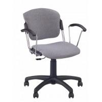 ERA GTP chrome PL62 офисный стул Новый стиль