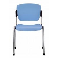ERA plast chrome офисный стул Новый стиль