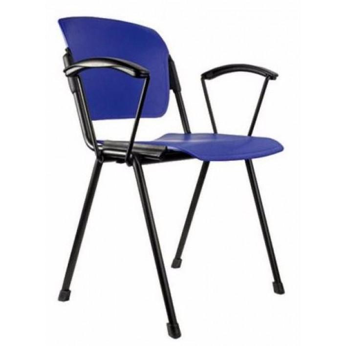 ERA plast arm black офисный стул Новый стиль