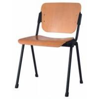 ERA wood black офисный стул Новый стиль