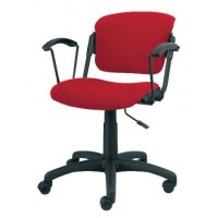 ERA GTP black PL62 офисный стул Новый стиль
