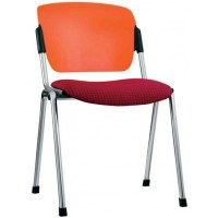ERA arm chrome офисный стул Новый стиль