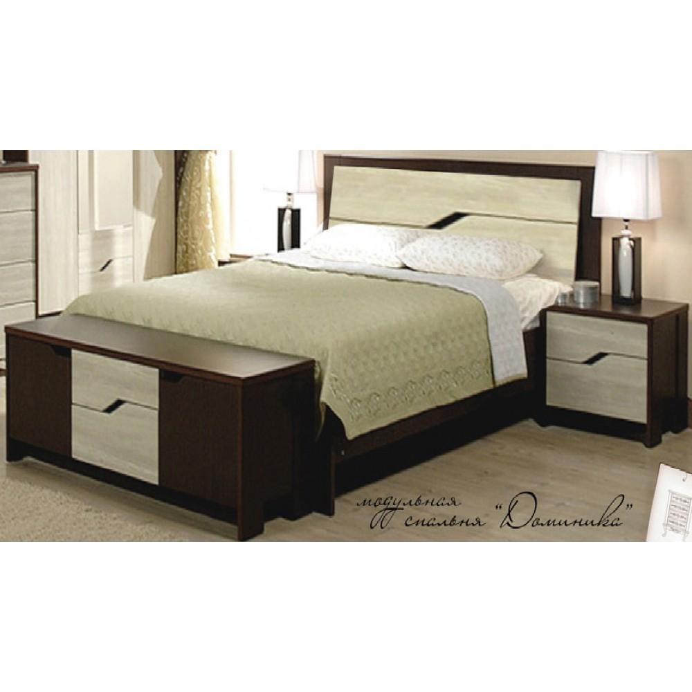 купить спальня доминика кровать фабрики мастер форм в одессе