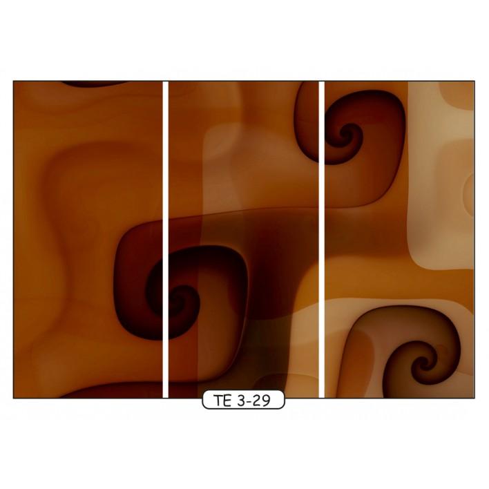 Фотопечать на 3 двери рис.TE-3-29 - Текстуры - Феникс