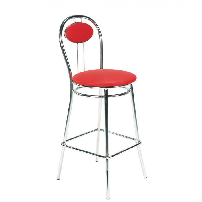TIZIANO hoker chrome (BOX) обеденный стул Новый стиль - Новый стиль