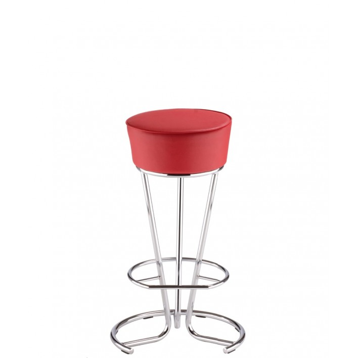 PINACOLADA hoker chrome (BOX) барный стул Новый стиль - Новый стиль